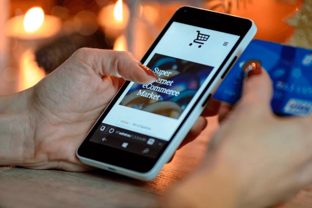 consumo mobile forma de comprar