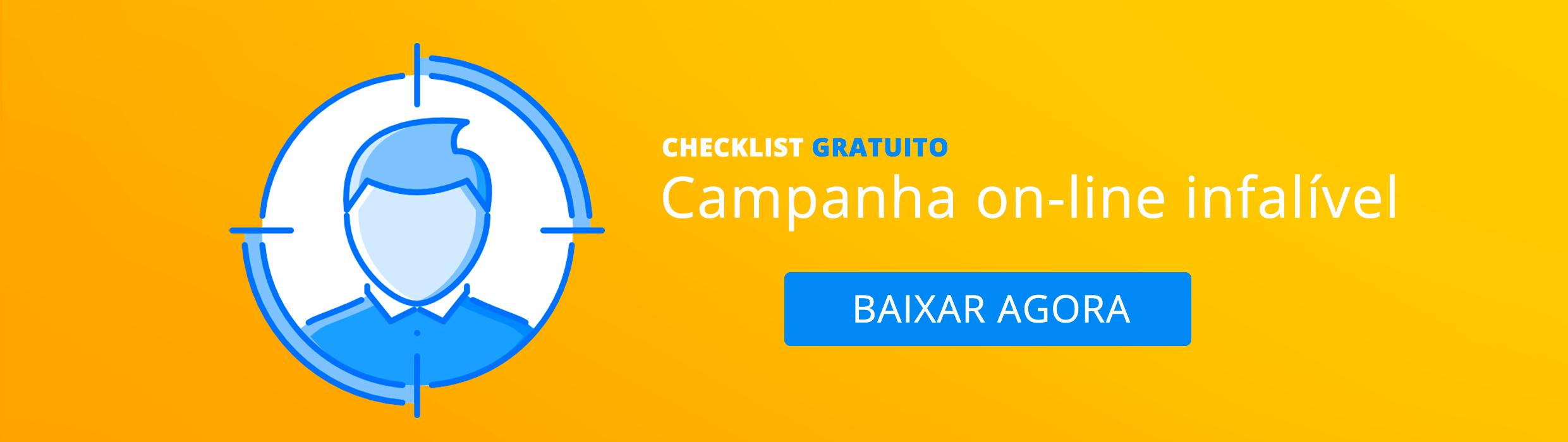 checklist da campanha online infalível