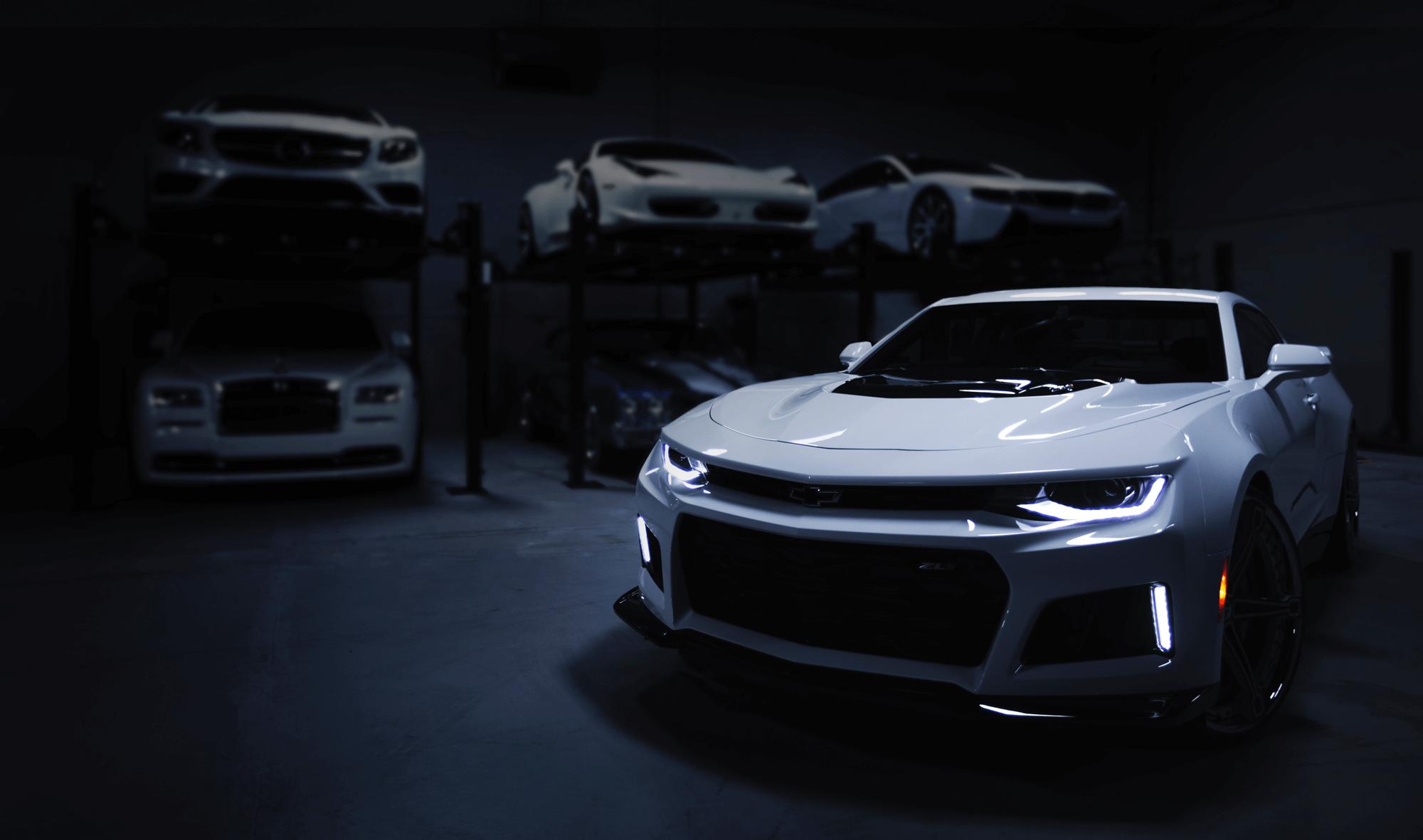 mercado de carros premium