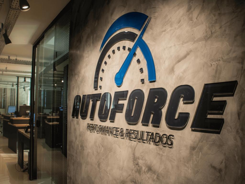 expansão da autoforce novo escritório