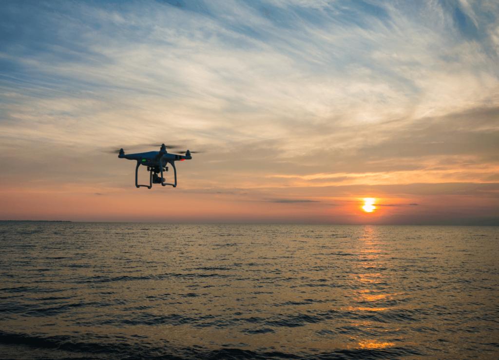 carros voadores drones setor automotivo
