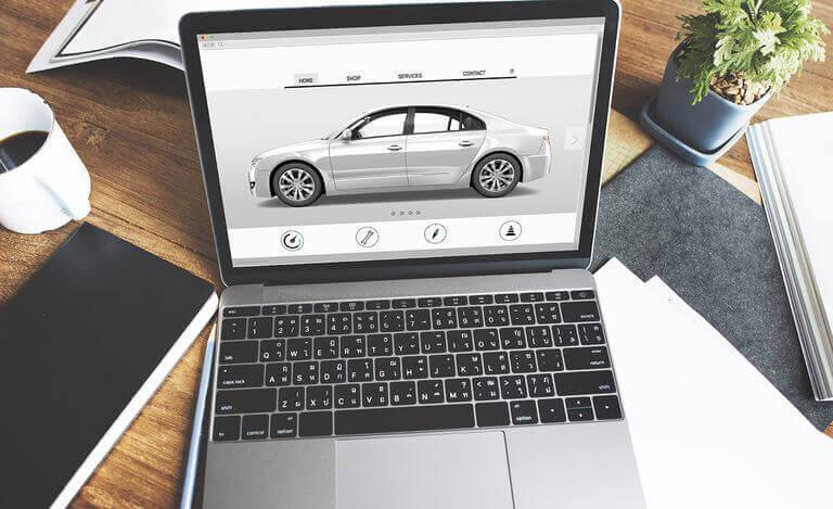 anunciar carros na internet