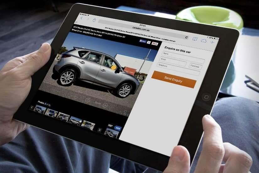 anunciar carros online