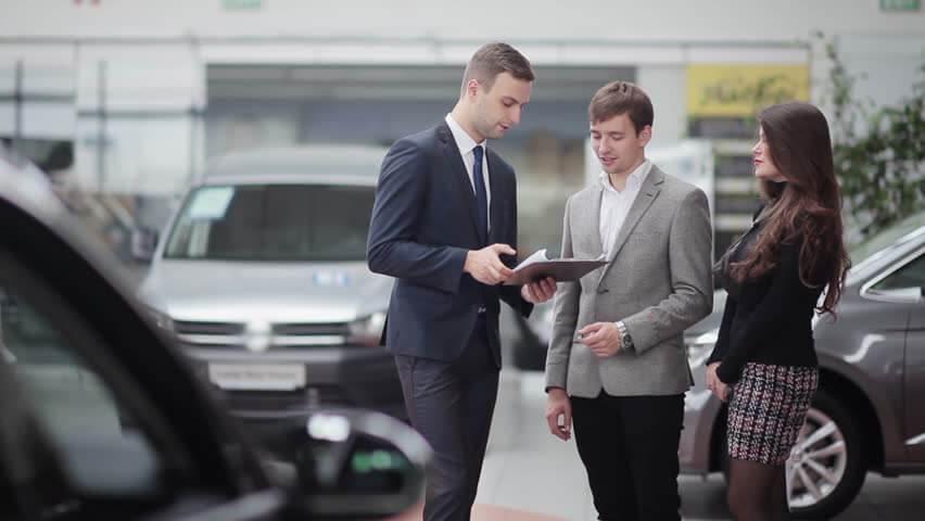 automatizar processo de vendas na concessionária usando tablet
