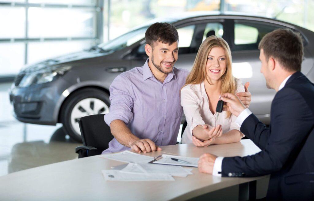 processo de vendas de veículos